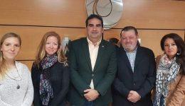 Reunión con ACOSOL en Marbella