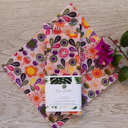 floral-wax-wraps