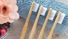 Bamboo Toothbrushes - An Easy Way to Replace Plastic in Your Life