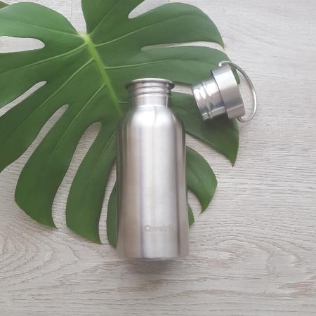 Stainless steel reusable bottle 500ml