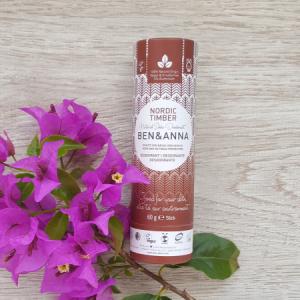 Desodorante natural Pomelo Rosa