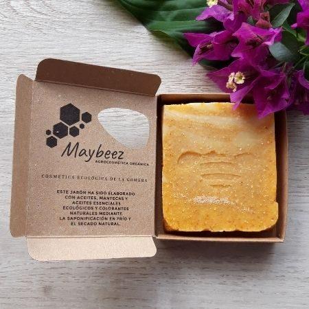 Organic Handmade Calendula Soap