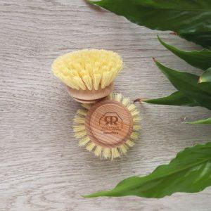 Cabezal de repuesto del cepillo para fregar la vajilla